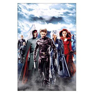 X-Men. Размер: 20 х 30 см